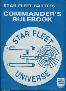 Star Fleet Battles: Commander's Rulebook