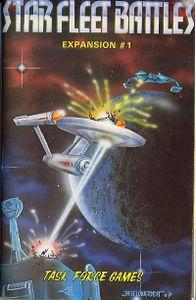 Star Fleet Battles Expansion #1