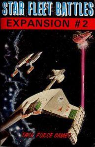 Star Fleet Battles Expansion #2