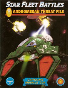 Star Fleet Battles: Module C3A – Andromedan Threat File