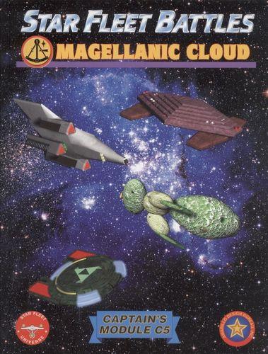 Star Fleet Battles: Module C5 – The Magellanic Cloud
