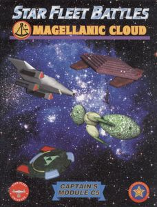 Star Fleet Battles: Module C5 – The Magellanic Cloud