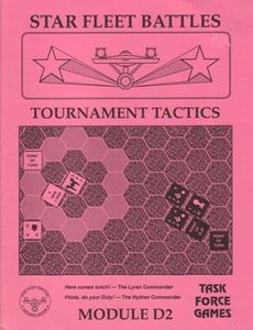Star Fleet Battles: Module D2 – Tournament Tactics