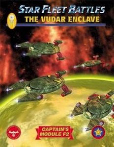 Star Fleet Battles: Module F2 – The Vudar Enclave
