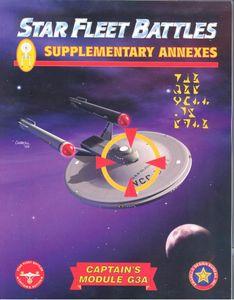 Star Fleet Battles: Module G3A – Supplementary Annexes