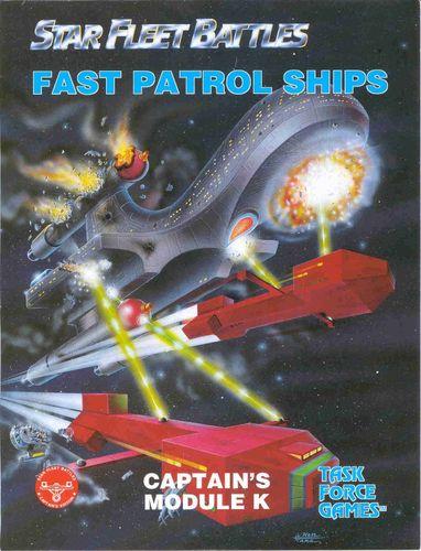 Star Fleet Battles: Module K – Fast Patrol Ships