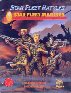 Star Fleet Battles: Module M – Star Fleet Marines