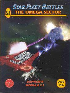 Star Fleet Battles: Module Omega 1 – The Omega Sector