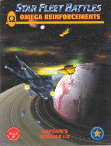 Star Fleet Battles: Module Omega 2 – Omega Reinforcements