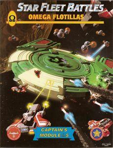Star Fleet Battles: Module Omega 5 – Omega Flotillas