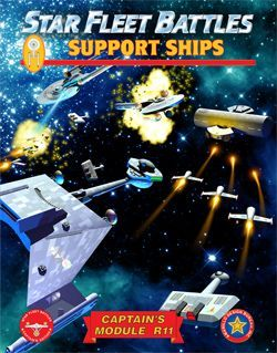 Star Fleet Battles: Module R11 – Support Ships