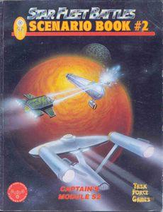 Star Fleet Battles: Module S2 – Scenario Book #2