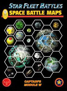Star Fleet Battles: Module W – Space Battle Maps
