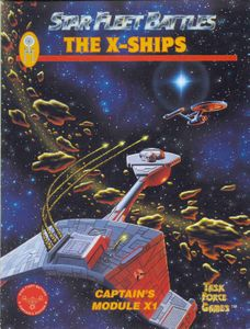 Star Fleet Battles: Module X1 – The  X-Ships