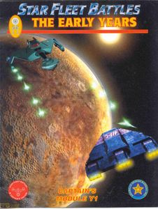 Star Fleet Battles: Module Y1 – The Early Years