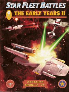 Star Fleet Battles: Module Y2 – Early Years II
