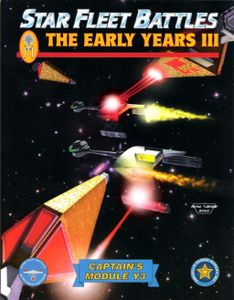 Star Fleet Battles: Module Y3 – Early Years III