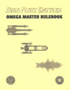 Star Fleet Battles: Omega Master Rulebook