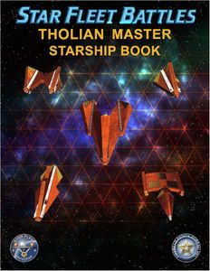 Star Fleet Battles: Tholian Master Starship Book