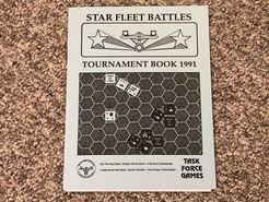 Star Fleet Battles: Tournament Book 1991