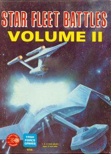 Star Fleet Battles Volume II