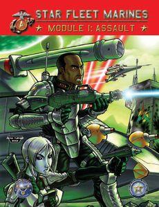 Star Fleet Marines: Module I – Assault