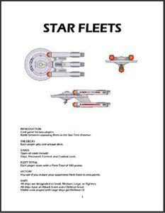 Star Fleets