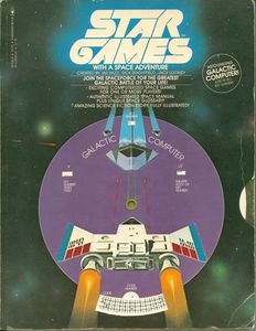Star Games with a Space Adventure