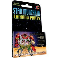Star Munchkin: Landing Party