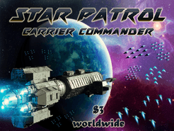 Star Patrol: Carrier Commander