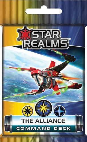 Star Realms: Command Deck – The Alliance