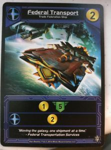 Star Realms: Federal Transport