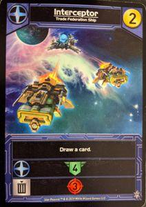 Star Realms: Interceptor Promo Card