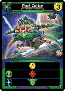 Star Realms: Pact Cutter Promo Card