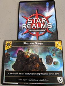 Star Realms: Starbase Omega Promo Card