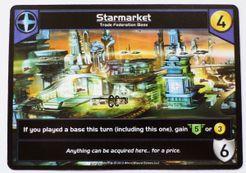 Star Realms: Starmarket Promo Card