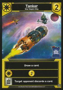 Star Realms: Tanker Promo Card