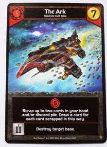 Star Realms: The Ark Promo Card