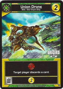 Star Realms: Union Drone