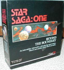 Star Saga: One – Beyond The Boundary