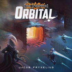 Star Scrappers: Orbital