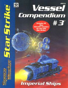 Star Strike Vessel Compendium #3: Imperial Ships