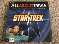 Star Trek All About Trivia