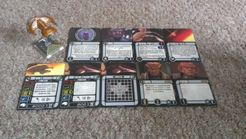 Star Trek: Attack Wing – 2015-2016 Organized Play Reinforcement Booster Brick