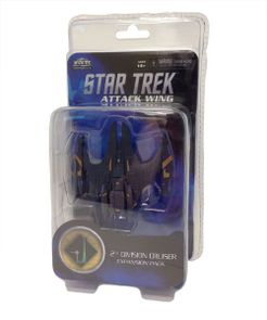 Star Trek: Attack Wing – 2nd Division Cruiser Expansion Pack