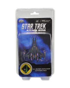 Star Trek: Attack Wing – 4th Division Battleship Expansion Pack