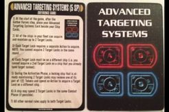 Star Trek: Attack Wing – Advanced Targeting Systems Resource