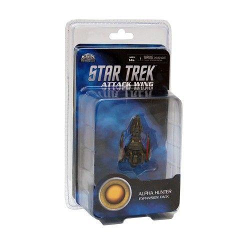 Star Trek: Attack Wing – Alpha Hunter Expansion Pack