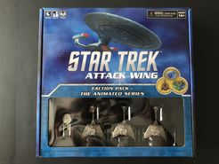 Star Trek: Attack Wing – Animated Series Faction Pack