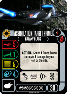 Star Trek: Attack Wing – Assimilation Target Prime Mirror Universe Expansion Pack